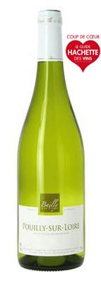 Vin Pouilly-sur-Loire Domaine Jean Pierre Bailly
