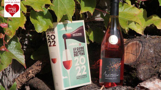 Coup de Cœur 2 étoiles dans le guide Hachette des vins 2022